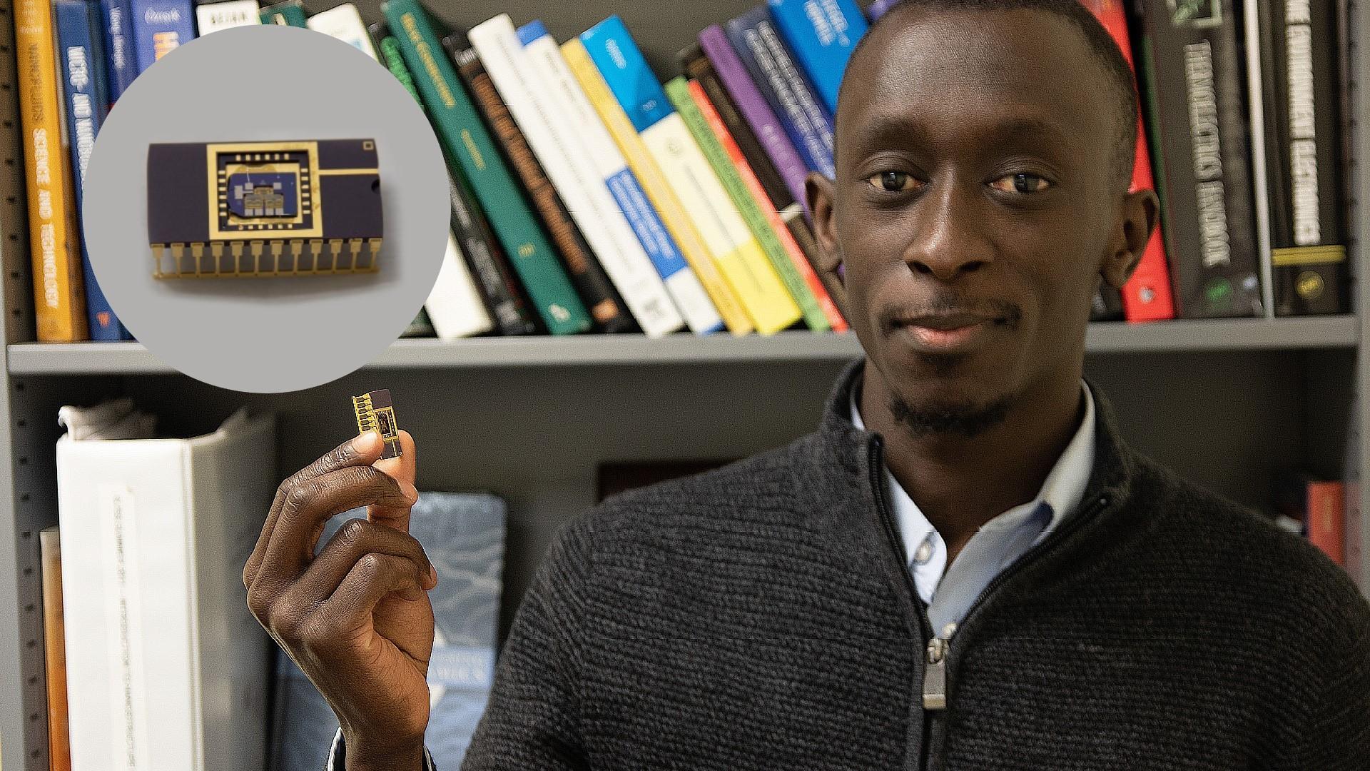 Sidy Ndao ou quand un chercheur sénégalais révolutionne les potentiels de l'énergie thermique