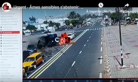 Simulation d'attentat terroriste: La gendarmerie regrette l'accident corporel avec 4 blessés, dont 2 grièvement