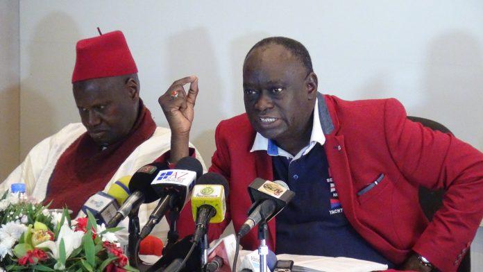 Présidentielle 2024: Me El Hadji Diouf déclare sa candidature