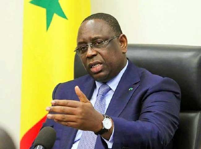 Le président de la République Macky Sall : « Le Sénégal n'est plus à l'abri du coronavirus »