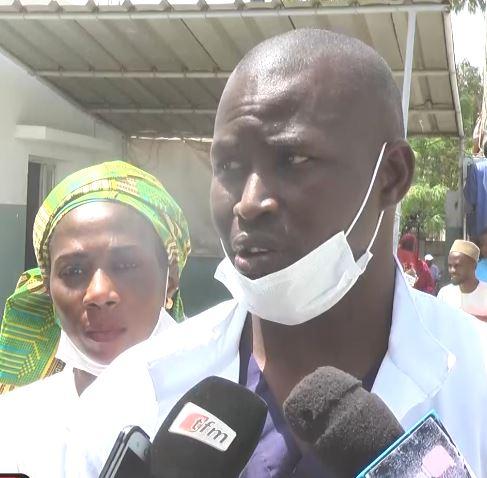Coronavirus: La personne suspectée à Kaolack rejoint son domicile, ses prélèvements envoyés à Dakar