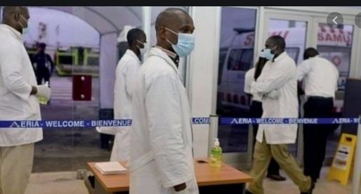 Coronavirus: L'Anglaise testée positive est une employée de l'Onu