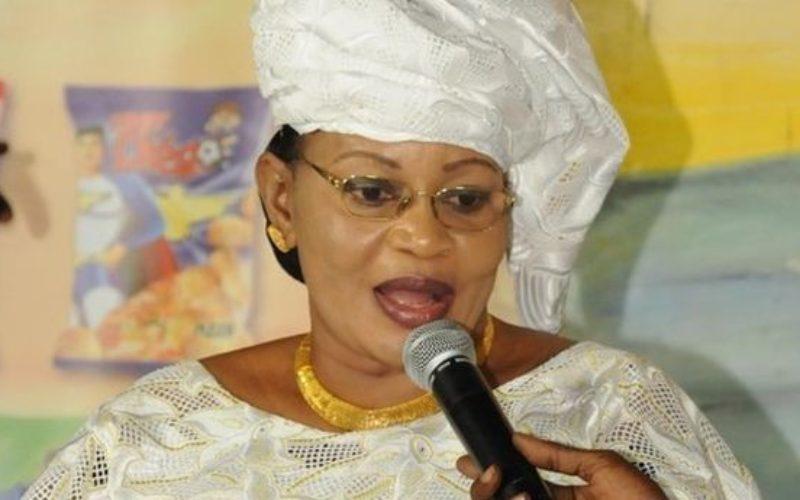Coronavirus: Aïda Mbodji dénonce le manque de réactivité du ministre Abdoulaye Diouf Sarr