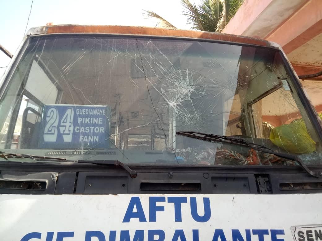 Ivre : Un conducteur de Tata de la ligne 24 saccage 5 bus au terminus