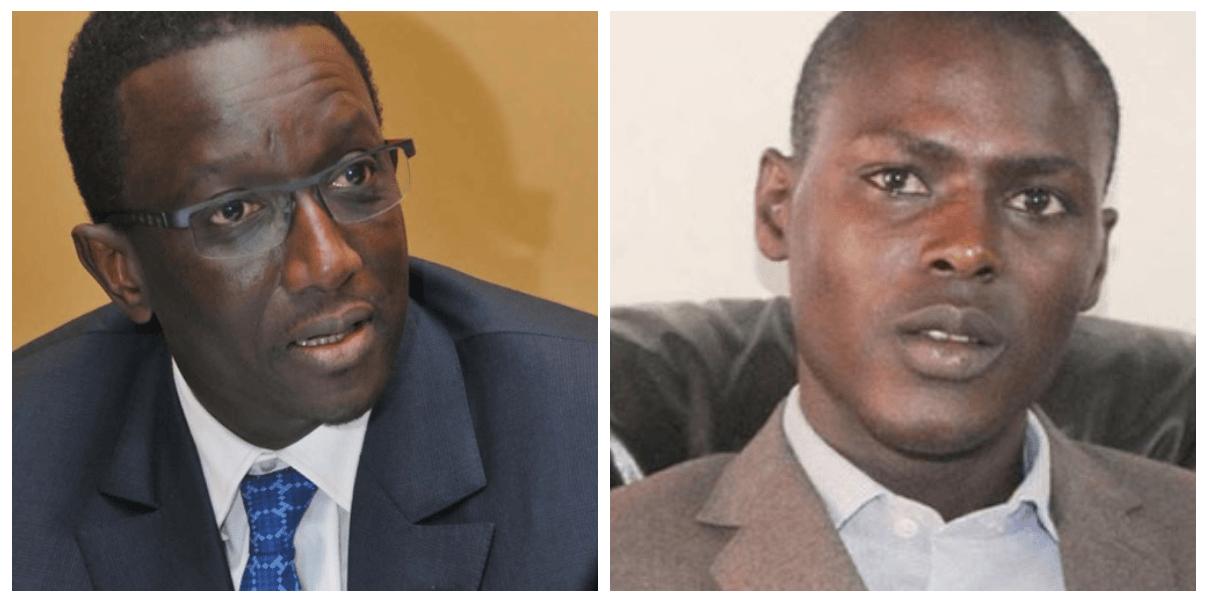 Appel à l'union et à l'apaisement à l'Apr: Bara Ndiaye pas convaincu par Amadou Bâ
