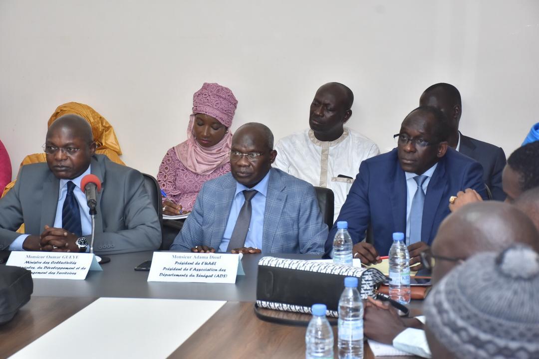 Coronavirus au Sénégal: Les élus locaux s'engagent à la riposte