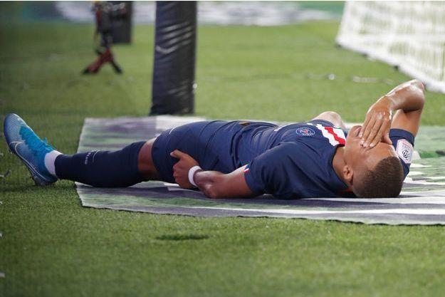 PSG : Mbappé « malade » pourrait manquer le choc face à Dortmund…