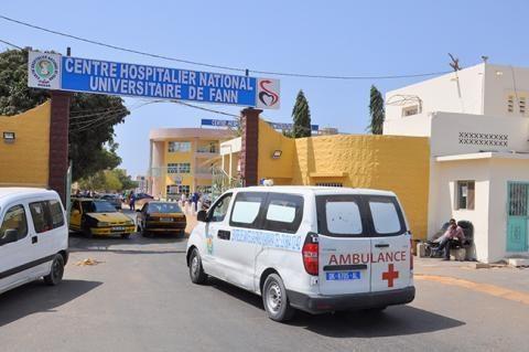 Faible capacité d'accueil de l'hôpital Fann: Seulement 12 lits pour accueillir les patients atteints de Coronavirus