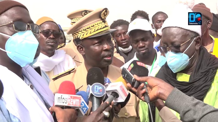 Supposée fuite de deux personnes mises en quarantaine à Touba : le gouverneur de Diourbel précise