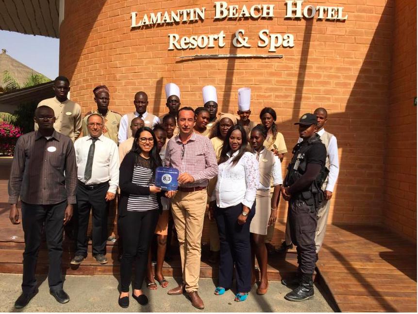 Le Lamantin se sacrifie pour les Sénégalais, en fermant ses portes temporairement.