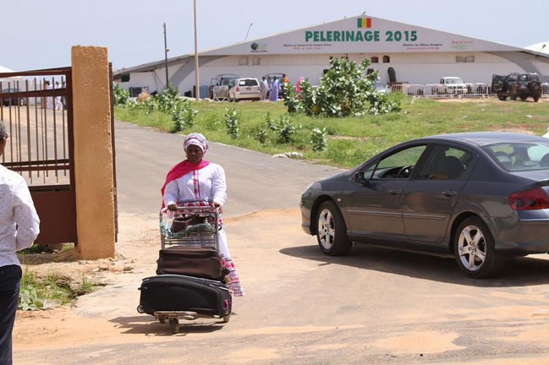 Coronavirus au Sénégal: Le hangar des pèlerins à Yoff réquisitionné