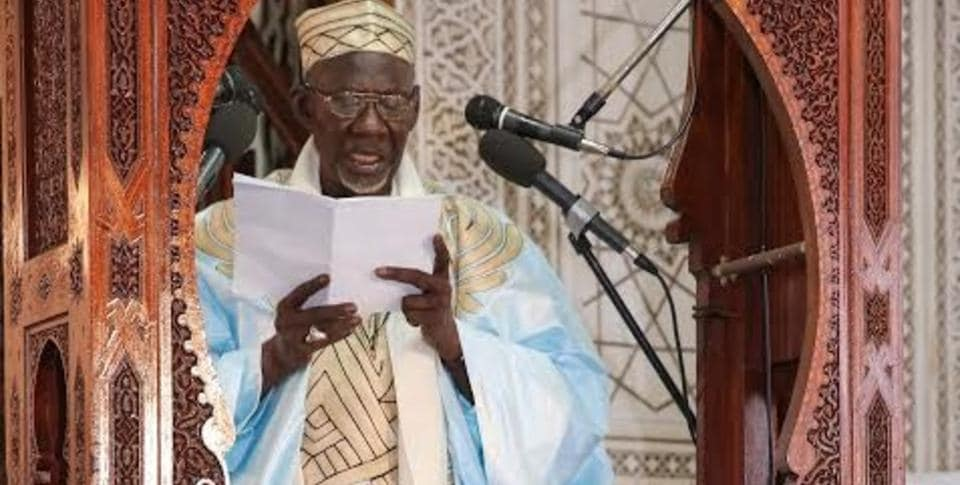 Fermeture des mosquées: l'imam de la Grande mosquée de Dakar se conforme à la mesure