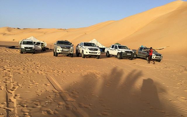 Coronavirus: Les 22 Sénégalais bloqués dans le désert mauritanien, attendus à Rosso, ce matin