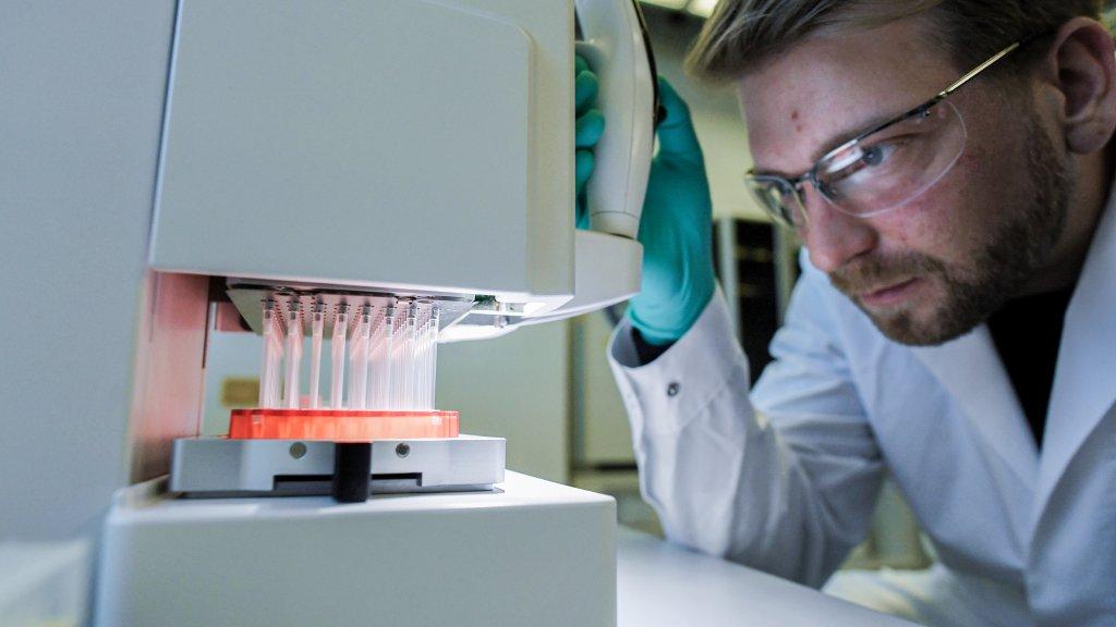 CureVac, start-up allemande à la recherche d'un vaccin contre le coronavirus