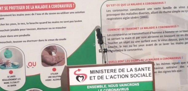 Coronavirus: Le Sénégal enregistre 11 nouveaux cas positifs