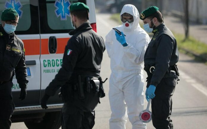 Coronavirus : L'Italie dépasse la barre des 6000 morts