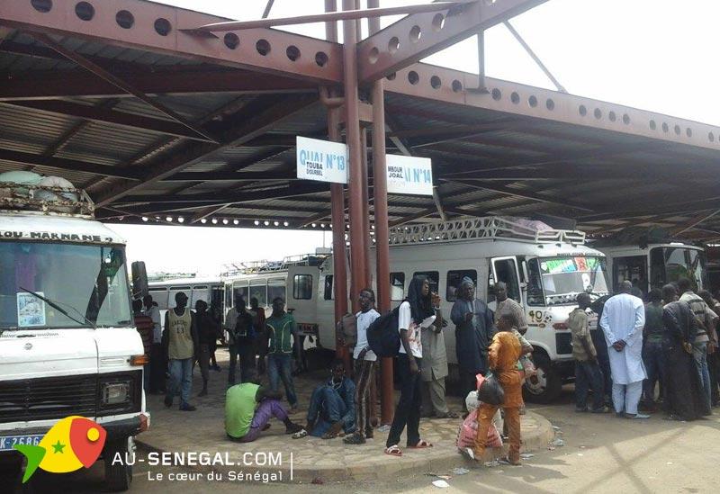 Etat d'urgence : Le préfet de Pikine ferme le garage des Baux maraîchers