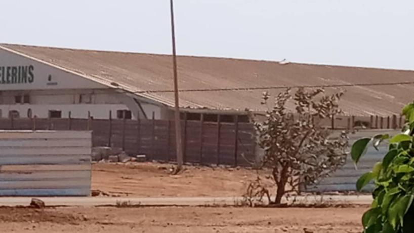 "Coronavirus - Aéroport Léopold Sédar Senghor: Un ""hangar de cas suspects"" sous haute surveillance"
