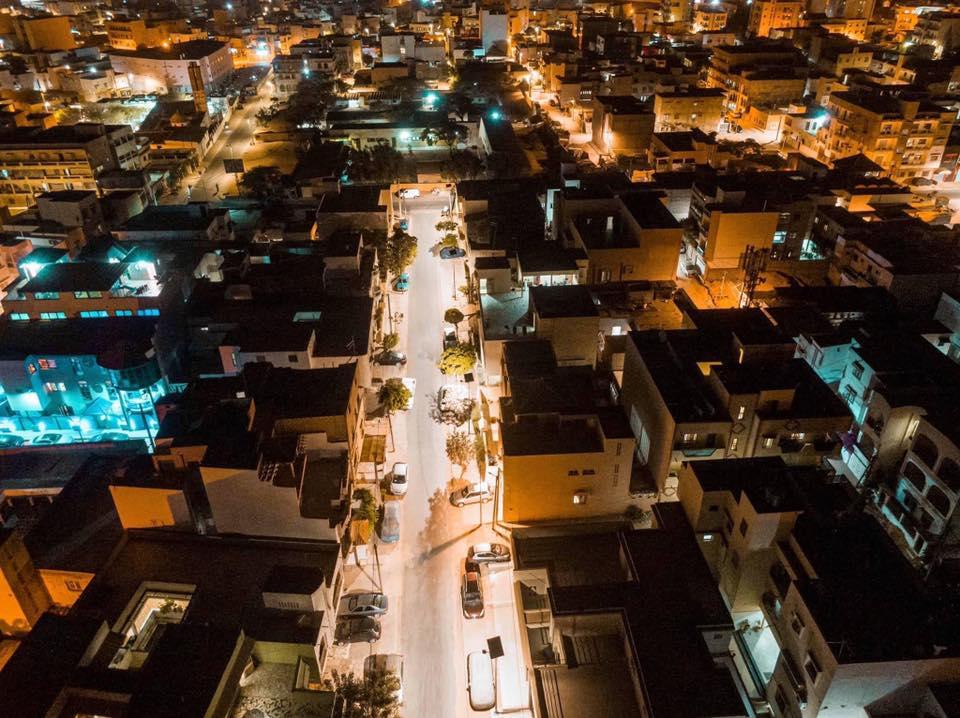 PHOTOS - Première nuit de couvre-feu à Dakar