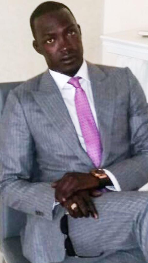 Malick Dieng félicite le PR Macky Sall