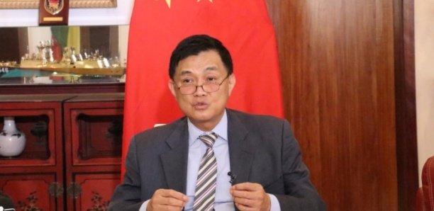 """L'Ambassadeur de Chine au Sénégal: """"La vie reprend son cours à Wuhan"""""""