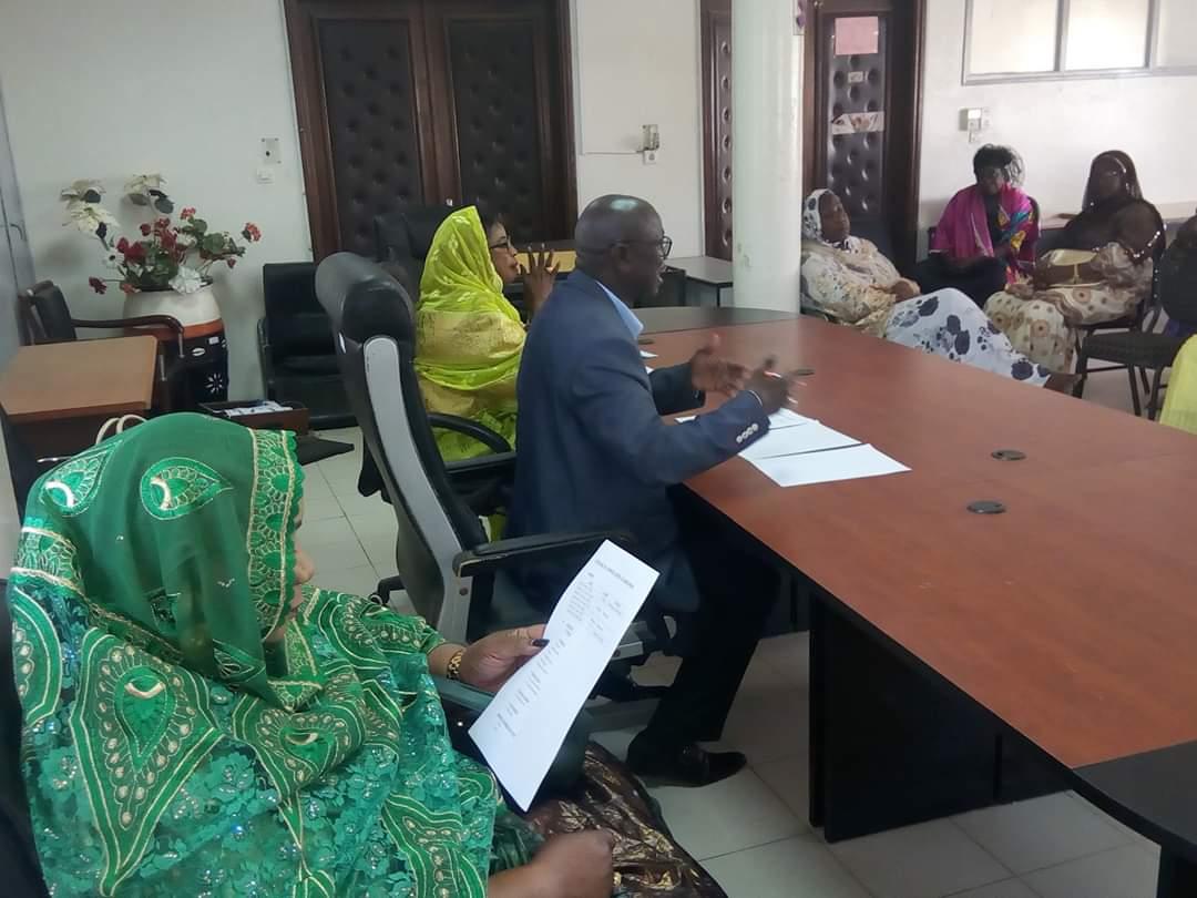Lutte contre le Covid-19: Youma Aïssa Bâ au chevet de la Commune de Grand Dakar