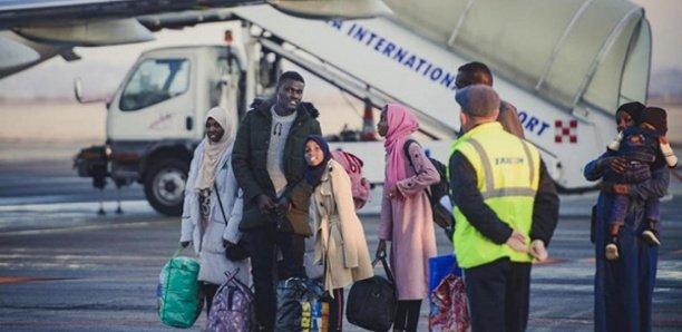 Malgré les mesures: Les 43 Sénégalais auparavant bloqués à New York, arrivés à Dakar