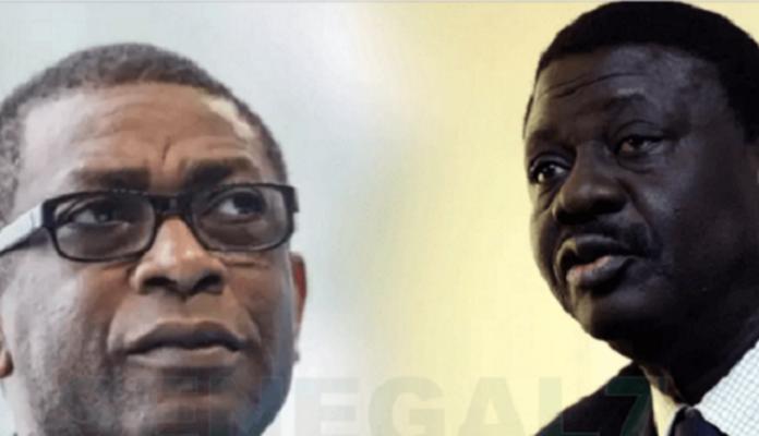Décès de Pape Diouf: Youssou Ndour lui rend un vibrant hommage