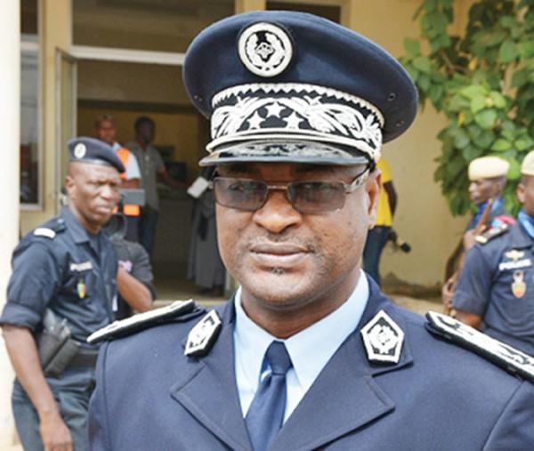 Nommé Ambassadeur du Sénégal au Niger en 2018:  le commissaire Oumar Maal a quitté son poste