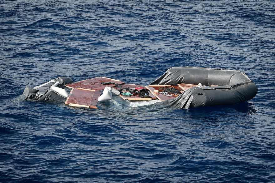 5 Sénégalais en route pour l'Italie meurent au large des côtes libyennes