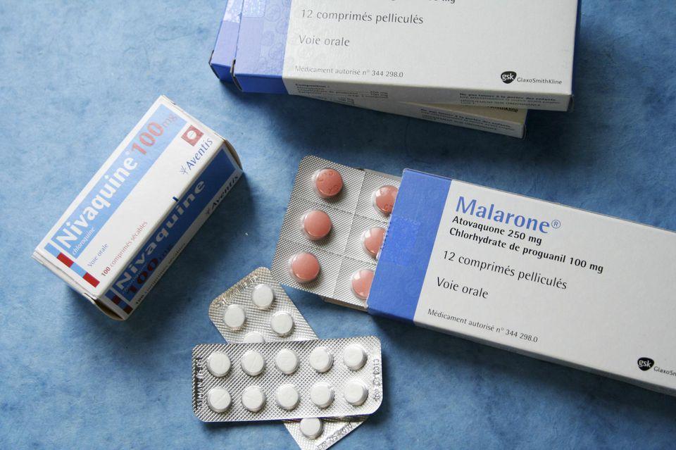 Coronavirus : De faux médicaments de chloroquine vendus en Afrique