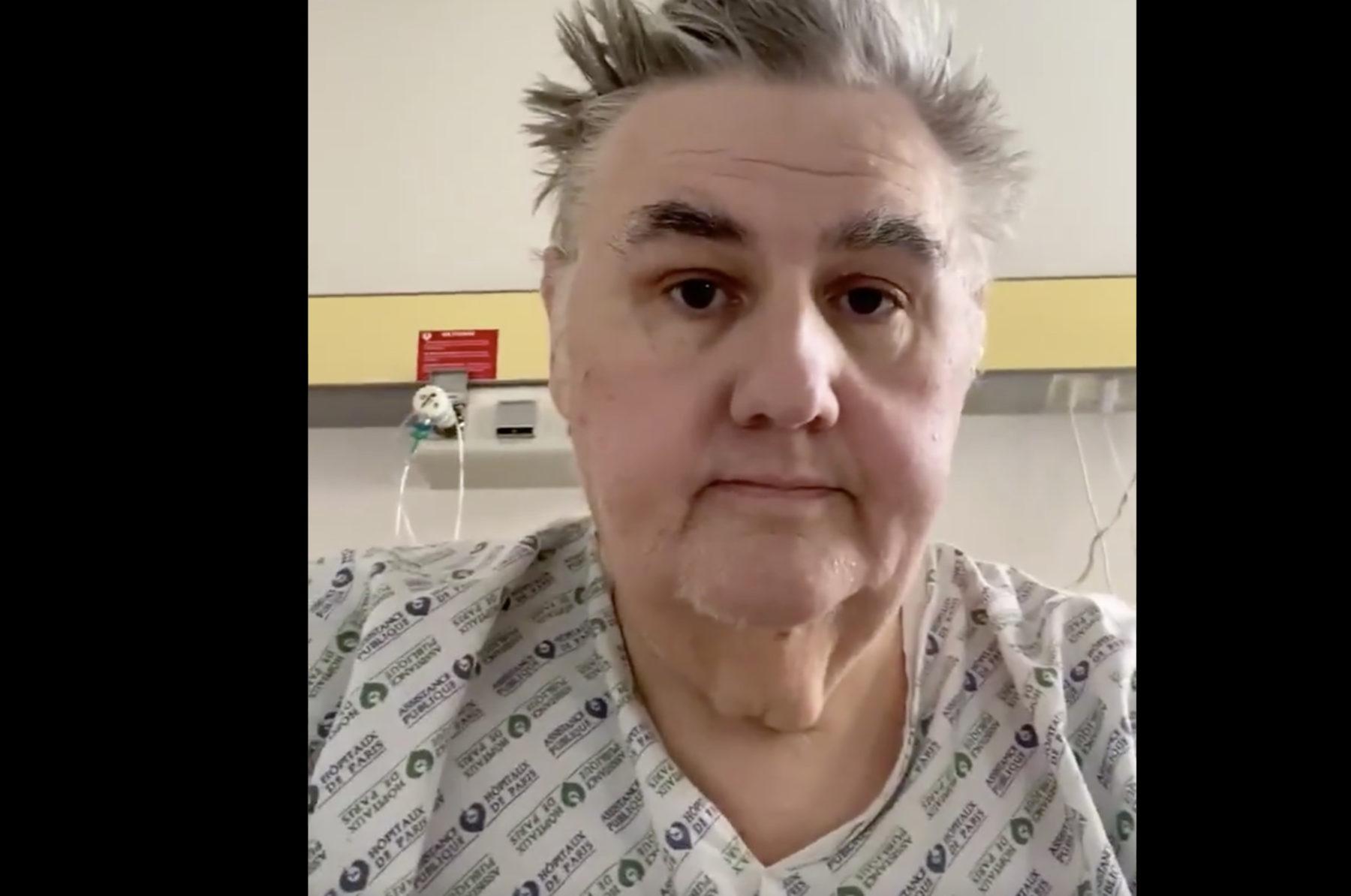 Coronavirus : Pierre Ménès, très fatigué, raconte son combat face au Covid-19
