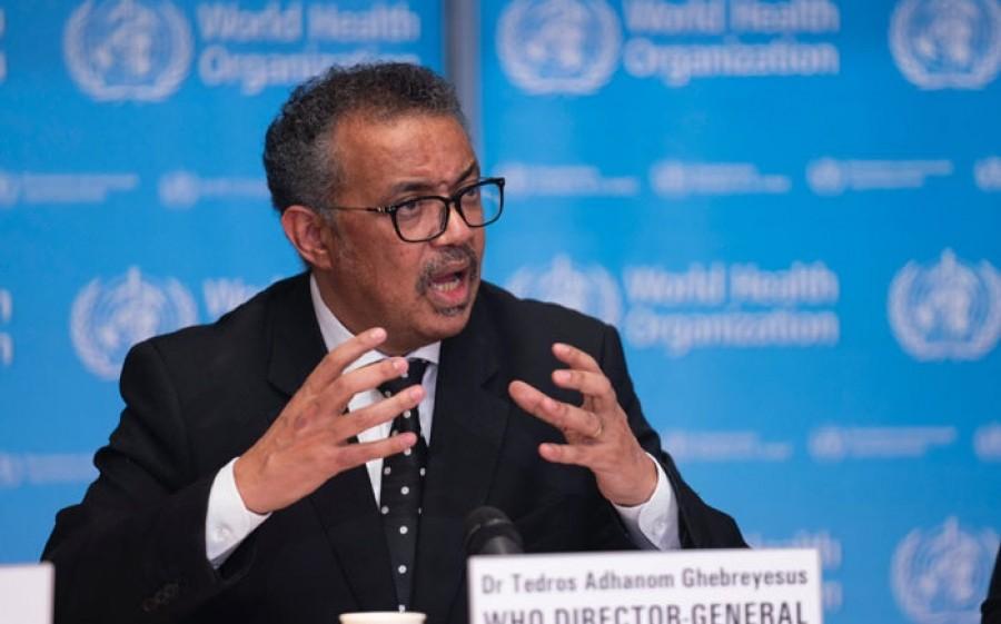 Coronavirus- Suspension du financement de l'OMS : Dr. Tedros regrette la décision des Etats-Unis