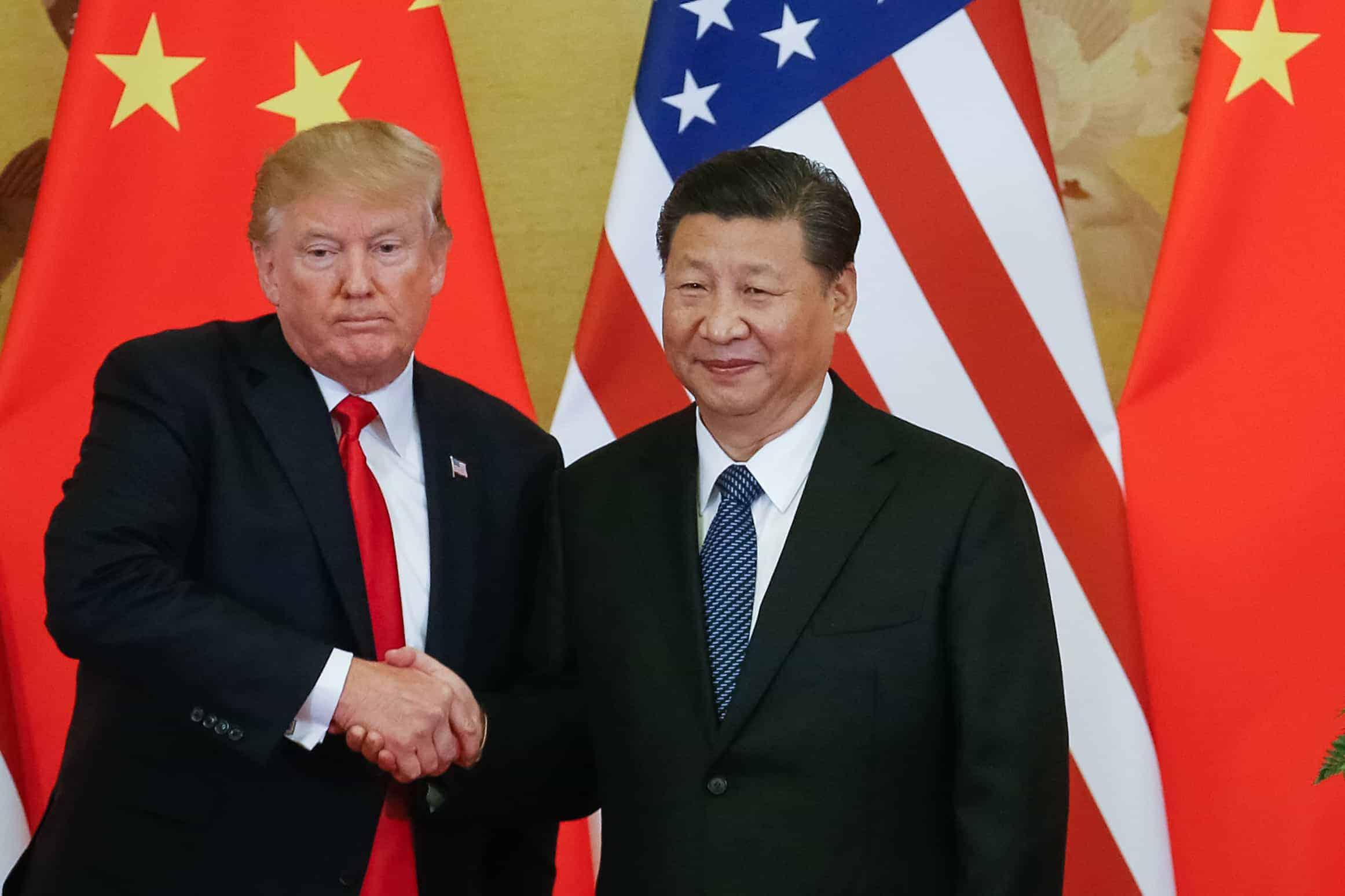 Washington et Pékin s'engagent à coopérer sur le virus malgré les tensions