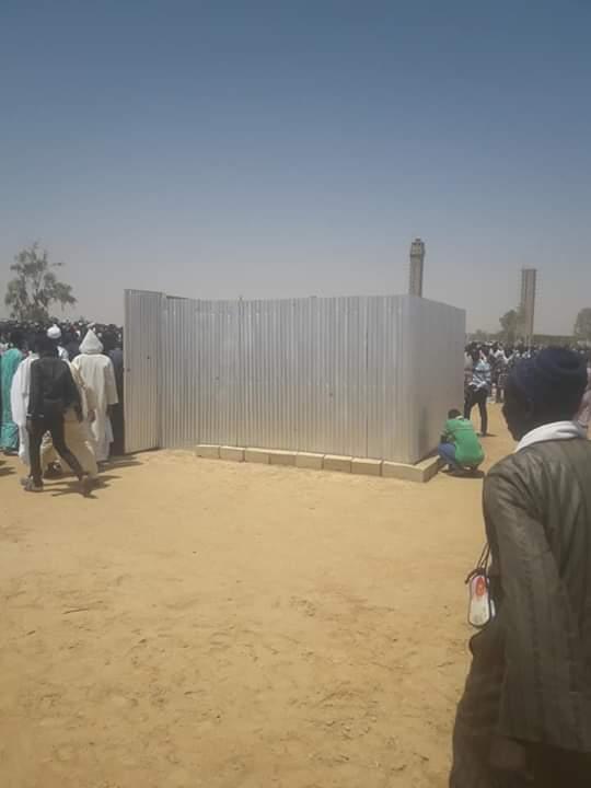 Sikhaye: Voici la dernière demeure de Cheikh Mouhidine Samba Diallo (Photos)