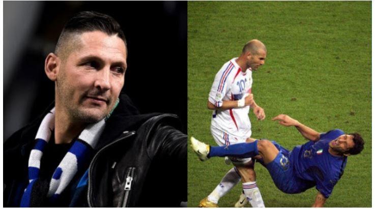 l'incident du Mondial 2006 avec Zidane