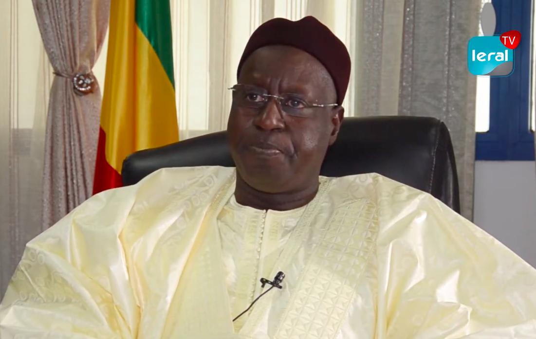 """VIDEO - Abdou Karim Sall: """" Le Président Macky Sall a exigé de la transparence dans la gestion du Covid-19..."""""""