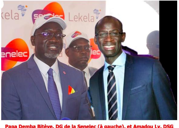 SENELEC/AKILEE: Le Conseil d'Administration déchire le contrat