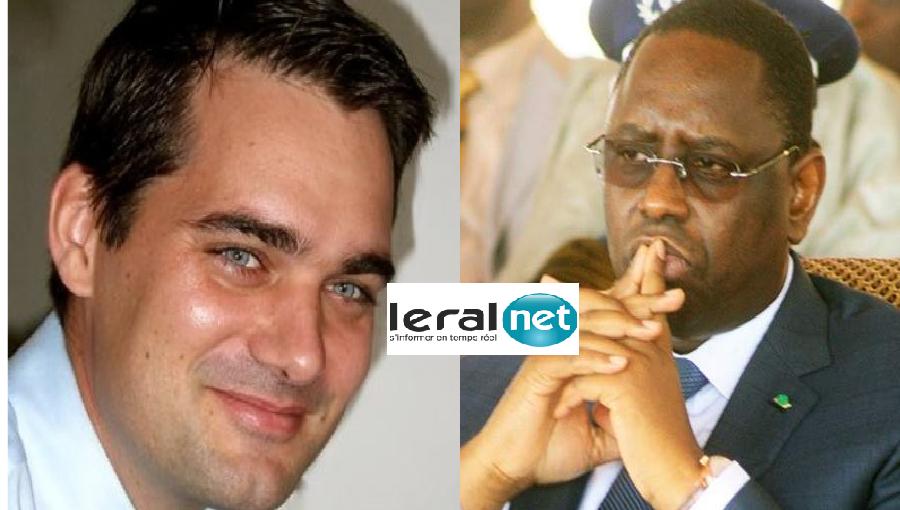 Un chef d'entreprise sénégalo-allemand se rebelle contre Macky Sall