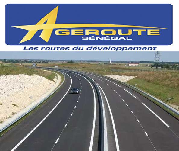 AGEROUTE SENEGAL: Il est porté à la connaissance du public, du démarrage des travaux de l'autopont du giratoire de LOBATH FALL