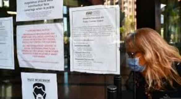Covid-19 aux  Etats-Unis: Plus de 20 millions d'emplois privés perdus en avril