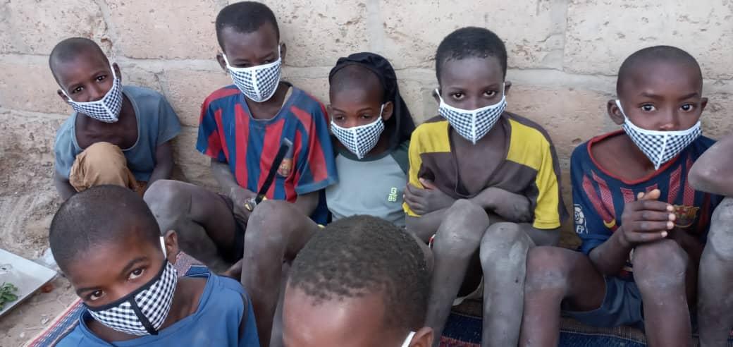 """Le mouvement «Nafi yam » """"blinde"""" les populations (Photos)"""