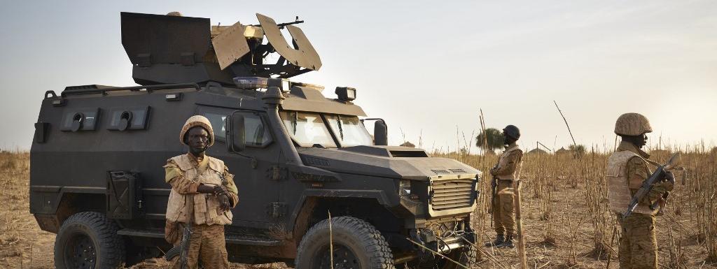 Attaque jihadiste: 4 Soldats tués dans le Nord du Burkina Faso