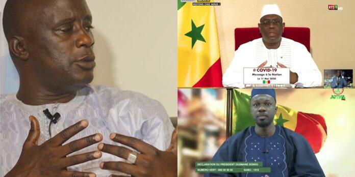 Mohamed Samb, président de CCL: « Ousmane Sonko cherche du buzz et Macky Sall combat le Covid-19 »