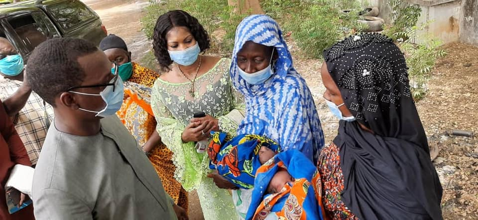 VIDEO - Mame Boye Diao au chevet des populations du Fouladou