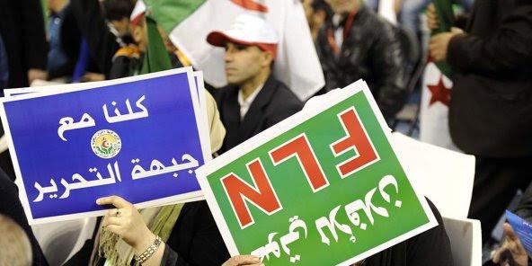 Algérie : Lâché par le pouvoir, contesté par la population, le FLN se meurt