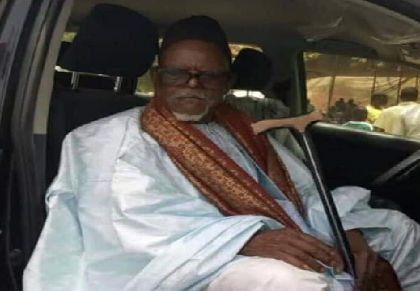 Jour de la Korité, jour de deuil à Sokone: Décès de son Khalife général, Thierno Oumar Dème