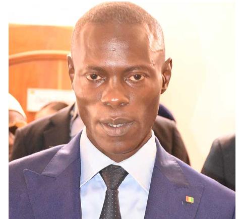 Pape Gorgui Ndong nommé Pca de Sen'eau
