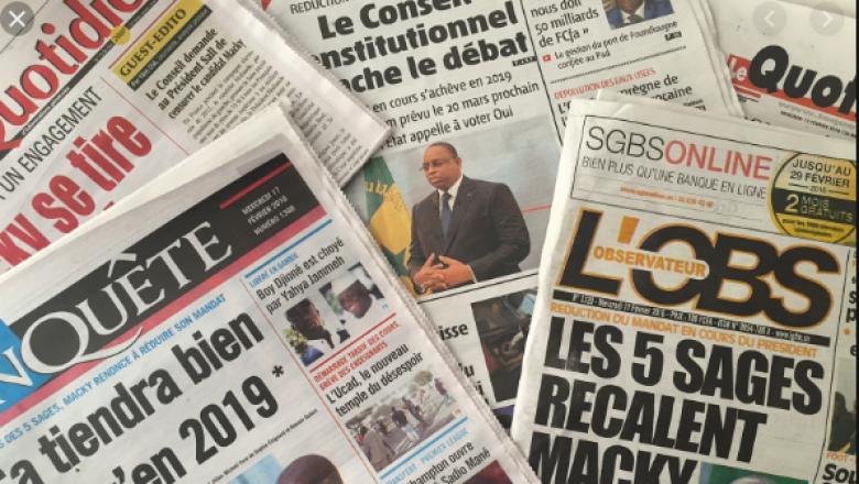 Les faits divers ont-ils remplacé les grands crimes au Sénégal ? ( Marvel )