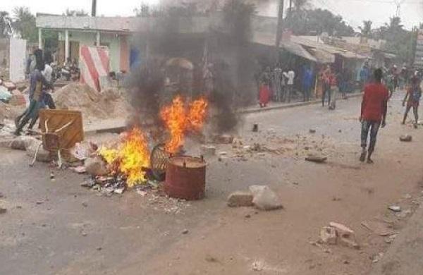 Manifestations au Cap-Skiring: la Gendarmerie nationale revient sur les faits